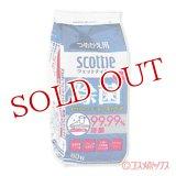 日本製紙クレシア スコッティ ウェットティシュー 除菌 アルコールタイプ つめかえ用 80枚入 scottie