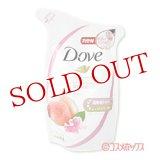 ユニリーバ ダヴ ボディウォッシュ ピーチ & スイートピー つめかえ用 360g Dove Unilever