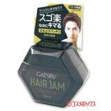 ギャツビー(GATSBY) ヘアジャム エッジィニュアンス ヘアスタイリング 整髪料 110ml