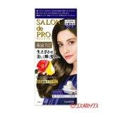 サロンドプロ(SALON de PRO) ザ・クリームヘアカラー(白髪用) 4GR グレイスブラウン ダリヤ(DARIYA)