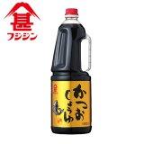 富士甚醤油 フジジン かつおしょうゆ 1.8L