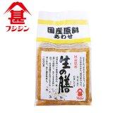 富士甚醤油 フジジン 国産原料あわせ 生の膳 1kg