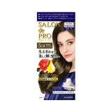 サロンドプロ(SALON de PRO) ザ・クリームヘアカラー 白髪用 5GR 深みのあるグレイスブラウン ダリヤ(DARIYA)