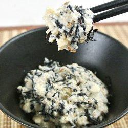 画像4: 混ぜるだけ ひじき白和えの素 豆腐一丁用 60g 大分一村一品