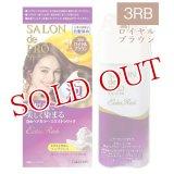 ダリヤ サロンドプロ 泡のヘアカラー エクストラリッチ(白髪用) 3RB ロイヤルブラウン SALON de PRO DARIYA