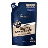 ルシード(LUCIDO) 薬用スカルプデオシャンプー 無香料 つめかえ用 380ml マンダム(mandom)